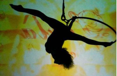 acrobatisch ring act